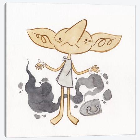 Dobby 3-Piece Canvas #YOS14} by Yohan Sacre Canvas Art Print