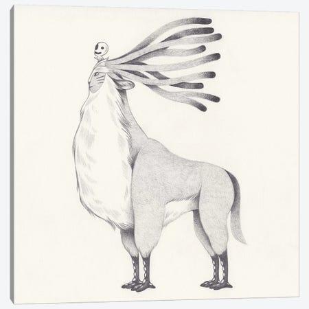 Forest Spirit 3-Piece Canvas #YOS16} by Yohan Sacre Canvas Print