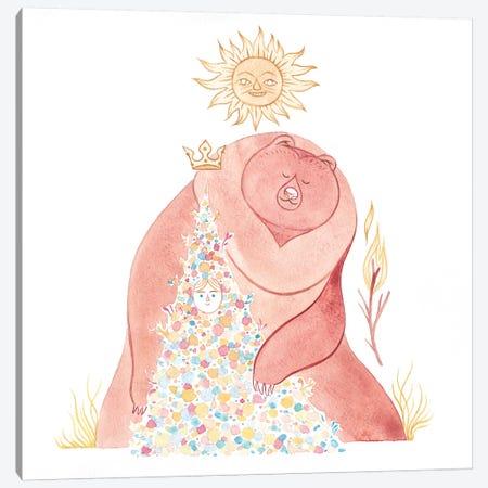 The Queen Canvas Print #YOS37} by Yohan Sacre Art Print