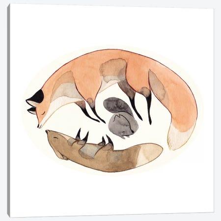 Apesanteur Canvas Print #YOS3} by Yohan Sacre Art Print