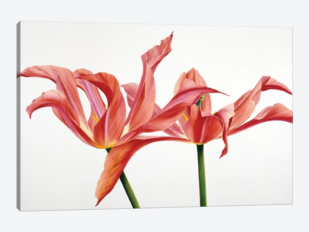 Dancing Floriade 1-piece Art Print