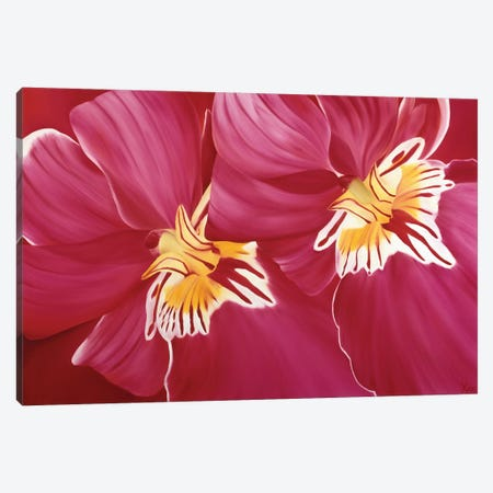Floriade II Canvas Print #YPH18} by Yvonne Poelstra-Holzhaus Canvas Artwork