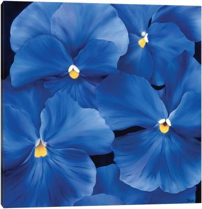Colourful Floral III Canvas Art Print