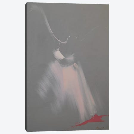 Harmony in Grey Canvas Print #YPR100} by Yuri Pysar Canvas Print
