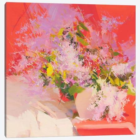 Lilacs II Canvas Print #YPR103} by Yuri Pysar Canvas Art Print