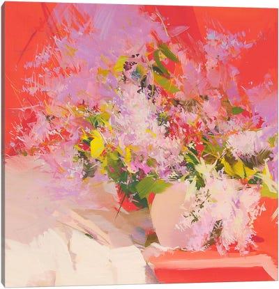 Lilacs II Canvas Art Print