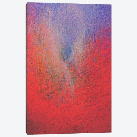 The Dance of Heavens Canvas Print #YPR106} by Yuri Pysar Canvas Artwork