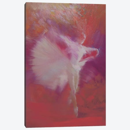 Energy of Dance Canvas Print #YPR109} by Yuri Pysar Canvas Print