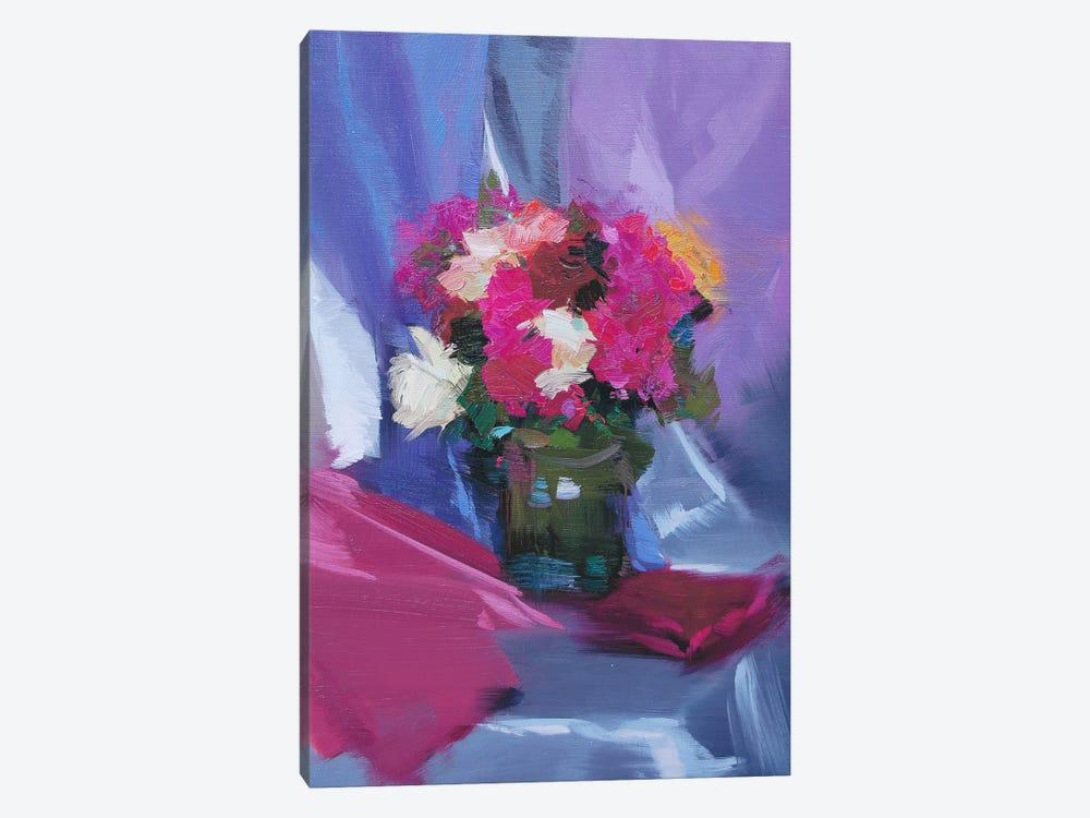 Roses' Mood by Yuri Pysar 1-piece Canvas Art Print