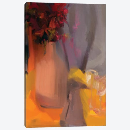 Dance of Colors Canvas Print #YPR138} by Yuri Pysar Canvas Artwork