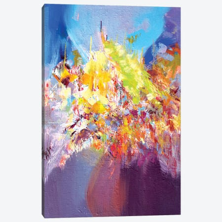 Rainbow Canvas Print #YPR140} by Yuri Pysar Canvas Art Print