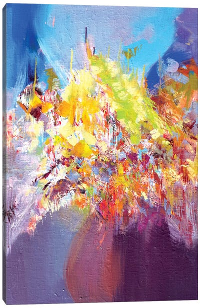 Rainbow Canvas Print #YPR140