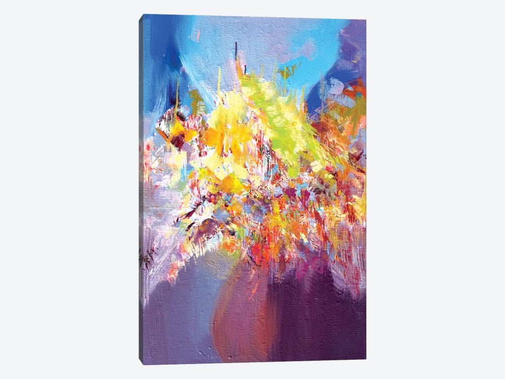 Rainbow 1-piece Canvas Art