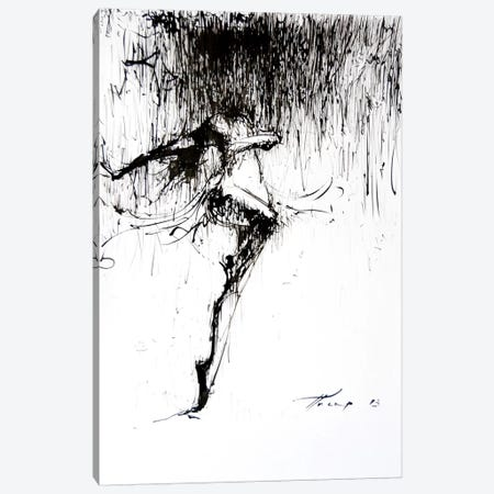 Shadows of the Rain Canvas Print #YPR141} by Yuri Pysar Art Print