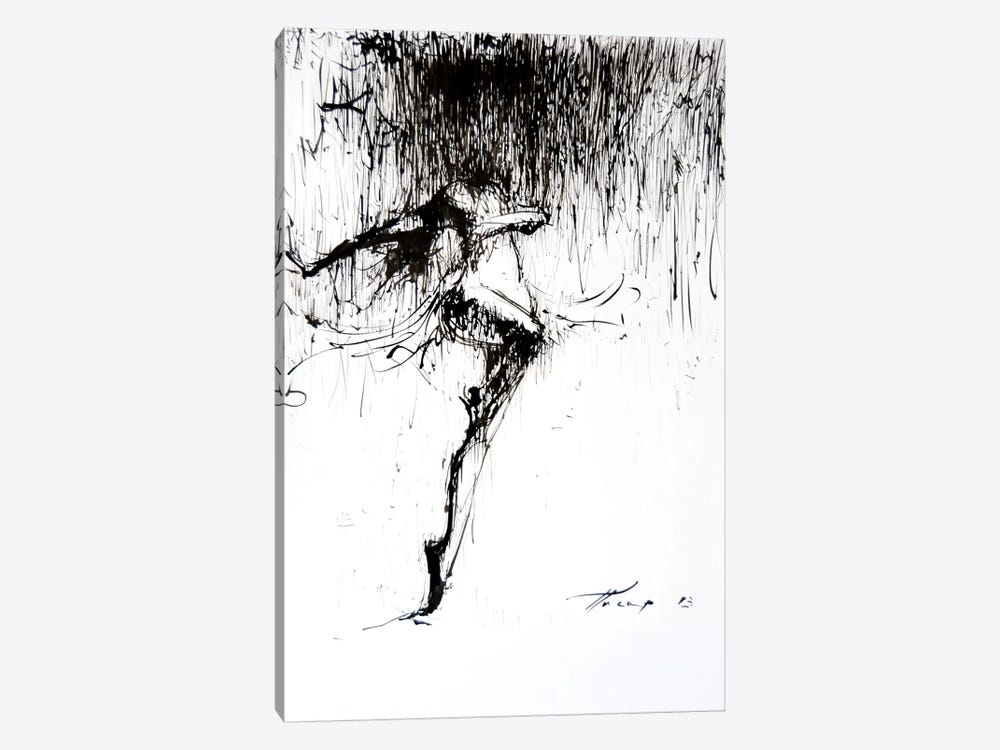 Shadows of the Rain by Yuri Pysar 1-piece Art Print