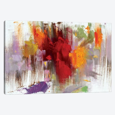 Colorful Storm Canvas Print #YPR144} by Yuri Pysar Canvas Wall Art