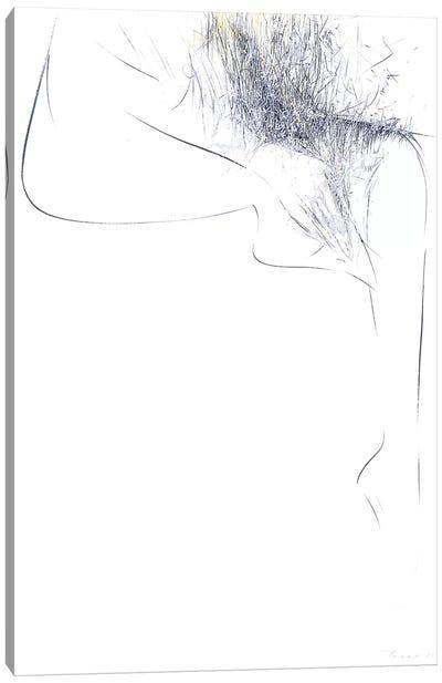 Isolda #2 Canvas Art Print