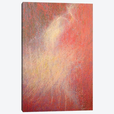 The Whisper of Snow Canvas Print #YPR150} by Yuri Pysar Canvas Art