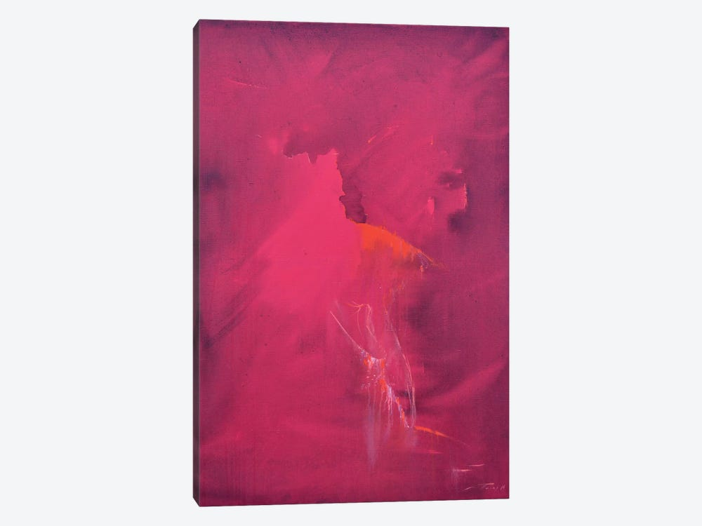 Deep Red by Yuri Pysar 1-piece Canvas Print