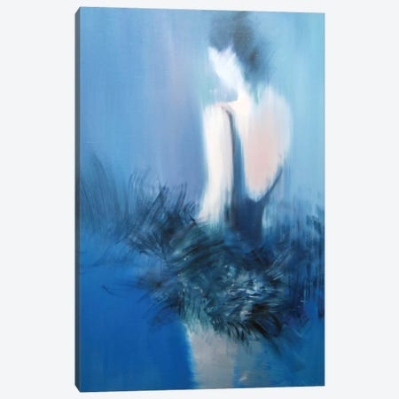 Night Dance Canvas Print #YPR153} by Yuri Pysar Canvas Art