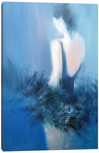 Night Dance Canvas Art Print