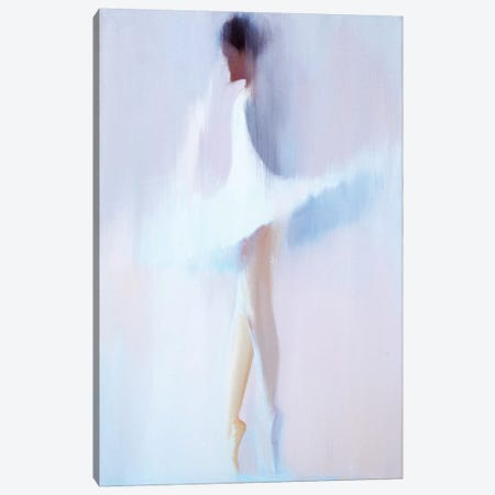 Morning White II Canvas Print #YPR157} by Yuri Pysar Canvas Art Print