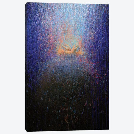 Soul's Light Canvas Print #YPR159} by Yuri Pysar Canvas Wall Art