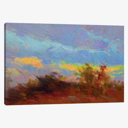 Autumn Light Canvas Print #YPR167} by Yuri Pysar Canvas Art