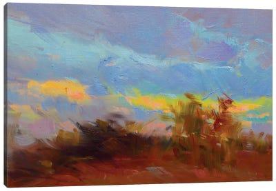Autumn Light Canvas Print #YPR167