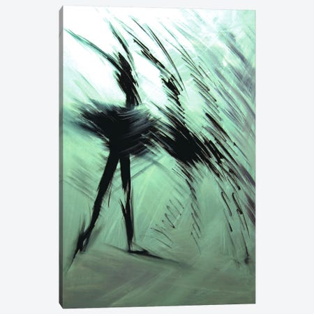 Morning Dance Canvas Print #YPR16} by Yuri Pysar Canvas Art Print