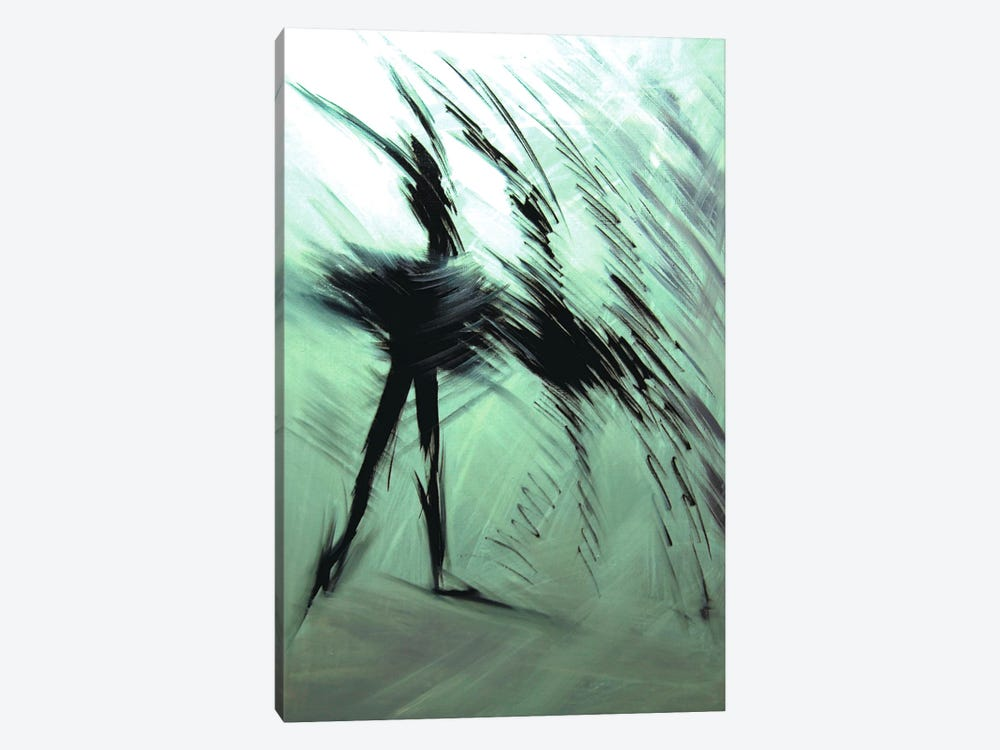 Morning Dance by Yuri Pysar 1-piece Canvas Print