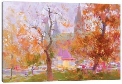 Rain II Canvas Print #YPR172