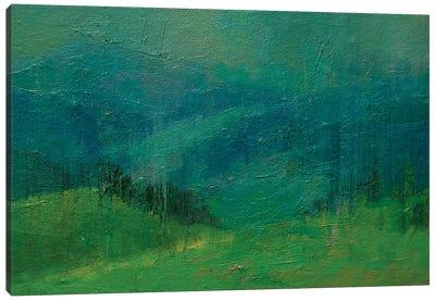 Rainy Emotions Canvas Print #YPR182