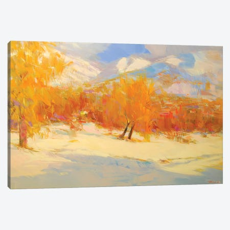 Shadows of Autumn Canvas Print #YPR194} by Yuri Pysar Canvas Art Print