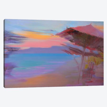 The Emerald Sea Canvas Print #YPR210} by Yuri Pysar Canvas Print