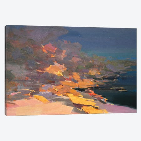 Hot Stones Canvas Print #YPR213} by Yuri Pysar Canvas Print