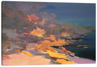 Hot Stones Canvas Art Print
