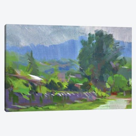 Freshness Canvas Print #YPR218} by Yuri Pysar Canvas Art Print