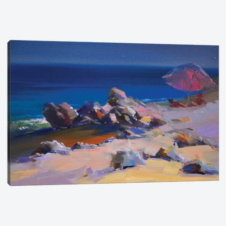 Hot Stones #2 Canvas Print #YPR220} by Yuri Pysar Canvas Art