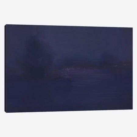 The Light Night Canvas Print #YPR221} by Yuri Pysar Canvas Art