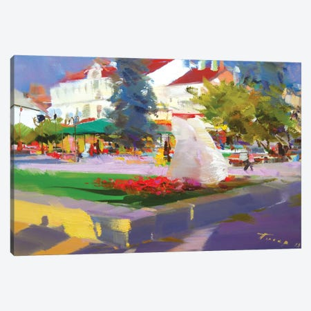 Pleasant Mood Canvas Print #YPR222} by Yuri Pysar Canvas Art