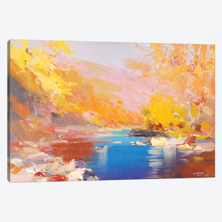 Sparkle Canvas Print #YPR227} by Yuri Pysar Canvas Print