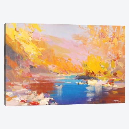 Sparkle Canvas Print #YPR227} by Yuri Pysar Canvas Print