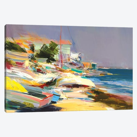 The Fresh Wind Canvas Print #YPR228} by Yuri Pysar Canvas Wall Art