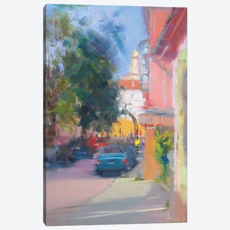 City Mood Canvas Print #YPR234} by Yuri Pysar Canvas Wall Art