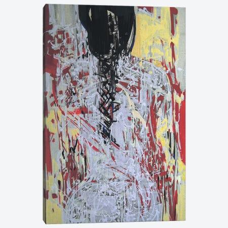 Braided Canvas Print #YPR23} by Yuri Pysar Canvas Art Print