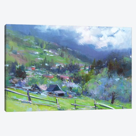 Cradle of Ukraine Canvas Print #YPR249} by Yuri Pysar Canvas Art