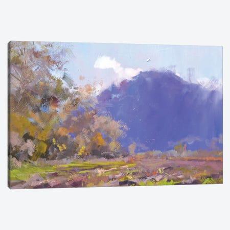 Autumn Shadows Canvas Print #YPR257} by Yuri Pysar Canvas Artwork