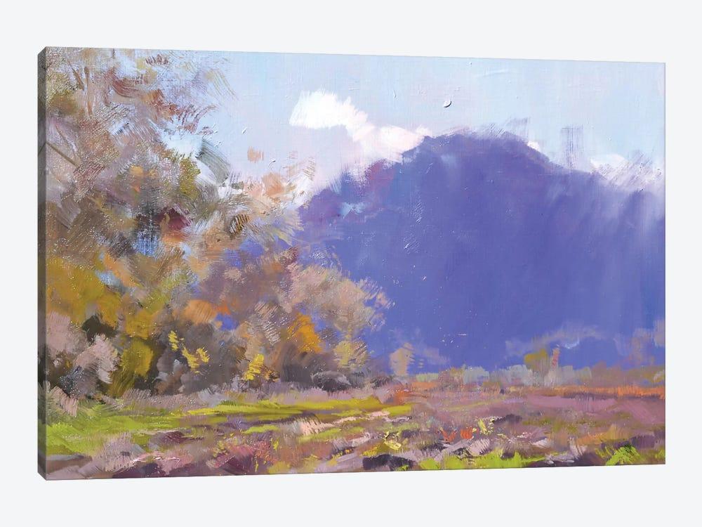 Autumn Shadows by Yuri Pysar 1-piece Canvas Artwork