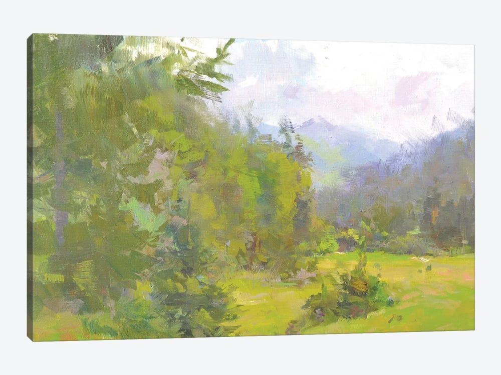 Green Hue by Yuri Pysar 1-piece Art Print